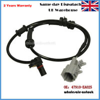 47910-EA025 Front ABS Sensor For NISSAN NP300 Navara D40 2.5dCi/2.5dCi 4WD