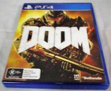 Doom Sony PS4 PAL *Complete*