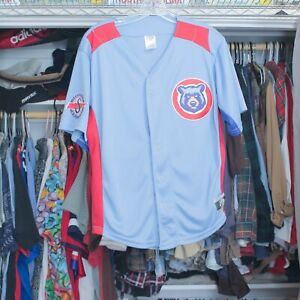 Tennessee Smokies Minor League Baseball Jersey OT Sports Mens Adult Small USA