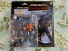 Star Wars The Black Series Credit Collection Heavy Infantry Mandalorian In Hand