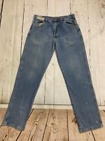 Reed Double Knot Industrial 100% Cotton Jeans Men's Work Uniform Relaxed Fit