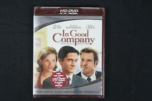 In Good Company (HD DVD, 2007) Only For HD-DVD Players Sealed !