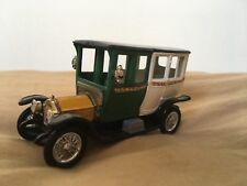 Antigua miniatura Rami JMK #33 Berliet 1910 R.a.m.i. 1:43 J.M.K.