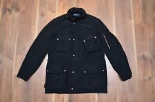 Ralph Lauren Polo Belted Motorcycle Biker Jacket M Medium