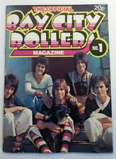 More details for the official bay city rollers magazine no.1 - december 74 - free p&p