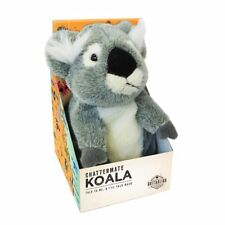 Chattermate Chatter Talking Koala Copy What You Say Soft Kids Plush Toy Gift