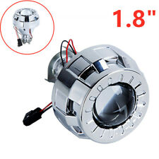 "Mini Hid Bixenon Projector Lens 1.8"" For H1 Bulb Car With Shround H4 H7 LHD WYS"