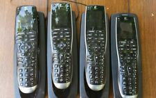 3 Logitech Harmony 900 1 One Universal Remote Control  & Charging Docks &Blaster