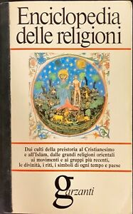 ENCICLOPEDIA DELLE RELIGIONI - GERHARDJ. BELLINGER - GARZANTI 1989