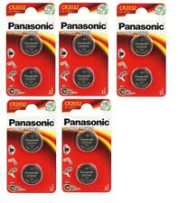 Panasonic Cr2032 1x2 3v 220mah Li-ion)