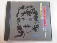 GEORGE HARRISON LIVE IN JAPAN PROMO PRO-CD-5555 CD SAMPLER THE BEATLES VERY RARE