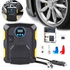 12v Car 150Psi Air Compressor Tyre Portable Electric Digital Inflator Pump