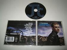 JUSTIN TIMBERLAKE/JUSTIFICADO(JIVE/82876 53643 2)CD ÁLBUM