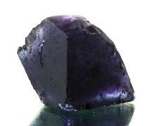 "2.9"" Translucent Purple & Blue PHANTOM FLUORITE Crystal Denton Mine IL for sale"