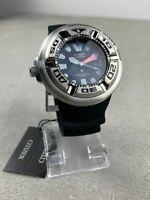 reloj Diver 300m Citizen BJ8050-08E Ecozilla profesional antimagnetic