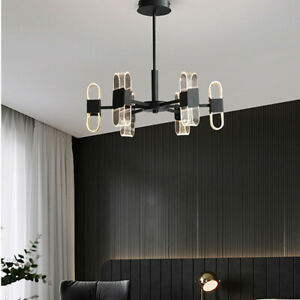 Kitchen Pendant Light Large Chandelier Lighting Modern Ceiling Lamp Home Lights