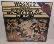 D 37795 Wagner Orchestral Music New York Philharmonic Zubin Mehta New Sealed