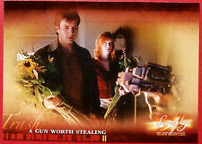 Joss Whedon's FIREFLY - Card #44 - A Gun Worth Stealing - Inkworks 2006