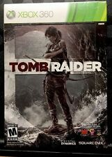 Tomb Raider Limited Steelbook Edition (Xbox 360) - Complete - Eidos/Square Enix