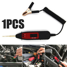 Automobile Car 5-36V Test Circuit Electric Voltage Probe Pen Tester LED Light