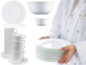 Everyday Opalglas Arcoroc Teller Tassen Schalen Becher zur Auswahl