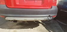 SKODA YETI REAR BUMPER BAR COVER 5L , WITH REVERSE SENSORS  , 09/11 - 03/14