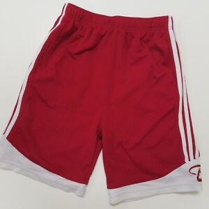 Adidas Arizona Diamondbacks Athletic Shorts Mens Small Red