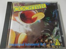 MUSIC COCKTAIL VOL. 3 - SONIA CD ALBUM - ORCHESTER CLAUDIUS ALZNER