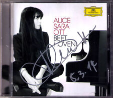 Alice Sara OTT Signiert BEETHOVEN Piano Sonata No.3 21 Waldstein Rage Lost Penny
