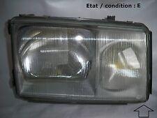 MERCEDES W124 - Optique phare droit H4+H3 HELLA 1EJ004440-631