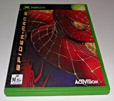 Spiderman 2 Xbox Original PAL *Complete*