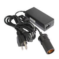 110V AC to DC 12V Car Converter Cigarette Lighter Socket 60W Power Adapter