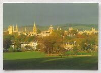 The Oxford Skyline From South Parks Postcard (P338)