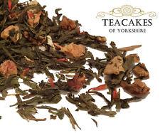 Green Loose Leaf Tea Golden Apple Spice 100g All Natural Best Quality