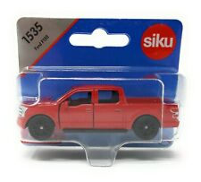 Siku 1535 Ford F 150 Pickup Truck red blister card DieCast toy car