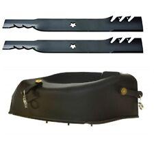 """Gator Blade Mulch Kit for Craftsman 42"""" 198383 136420 24142 134149 Poulan Husky"""