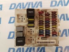 FORD FOCUS MK1 1.6 PETROL 2001-2004 FUSE BOX & RELAY WITH FUSES 2M5T-14A073-BE