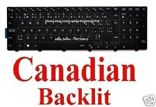 Dell Inspiron 15 3000 Series 15-3567 3567 Keyboard - CA Canadian Backlit