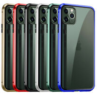 For Apple iPhone 12 Pro Max / 12 Mini Tempered Glass Screen Protector Case Cover