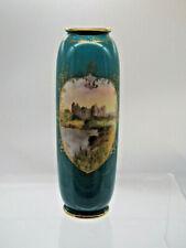 "Royal Doulton Antique Vase - ""Linlithgow"" - by Reginald Brown -  744 3J26Y"