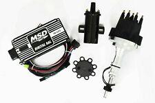 MSD Ignition 6AL Box w/ TSP Pro Billet Distributor Ford 351W