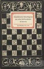 Künstlerische Schachfiguren aus zehn Jahrhunderten: Behrends, Rainer (Hrsg.)