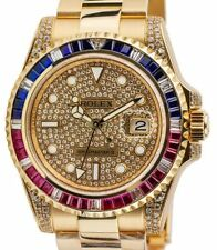 Rolex Adult Wristwatches with 12-Hour Dial