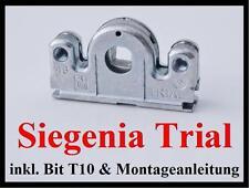 SI Siegenia Trial Getriebe Ersatzteil Schneckengehäuse schraubbar T10 __ 11