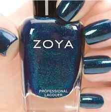 ZOYA ZP758 REMY Ignite Collection ~ copper gold indigo metallic nail polish *NEW
