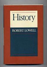 Robert LOWELL / History First Edition 1973