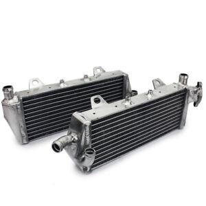 per KTM Radiatori di raffreddamento di alluminio SX 125 150 250 XC 250 300 2019