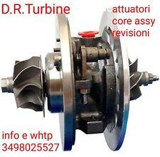 Turbina core ASSY 1.6 hdi tdci 90cv 66kw peugeot ford citroen TURBO coreassy