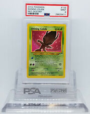 Pokemon NEO DESTINY SHINING CELEBI 106/105 HOLO FOIL CARD PSA 9 MINT #28625411