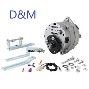 12V Alternator Conversion Kit to fit Ford 3 cyl Tractor 2000 3000 4000 5000